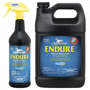 Endure® Sweat-Resistant Fly Repelent